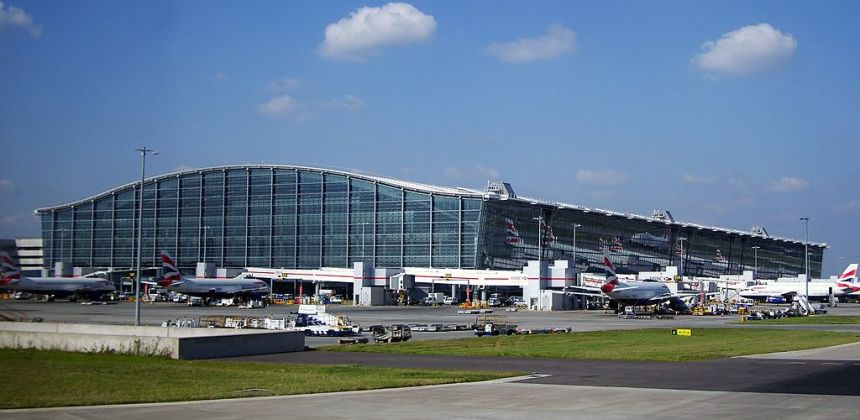 Busiest Airports In The World: London Heathrow Airport
