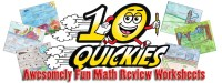 Cool Math Review Worksheets for 2nd, 3rd, 4th & 5th Grade ...