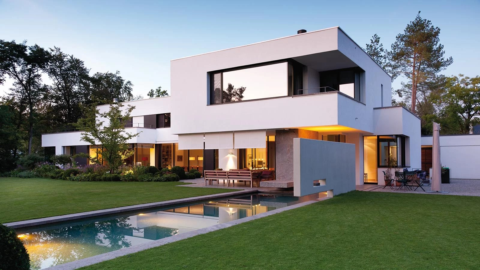 Bauhaus Villa House I Beautiful Bauhaus Villa In Munich Germany 10 Stunning