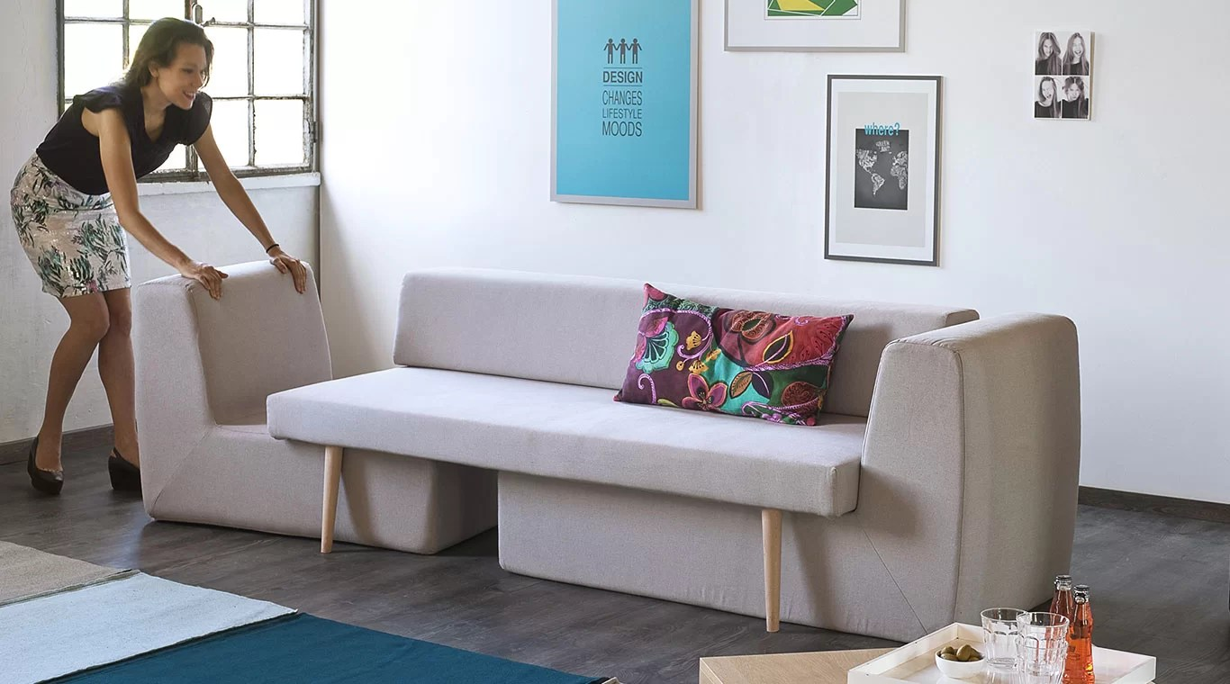 Living Room Spaces Small Living Room This Modular Sofa Will Be Perfect For You