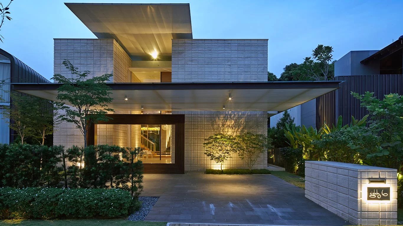 zen courtyard contemporary home singapore inspired photo credits eduardo calderon alan abramowitz tom hille