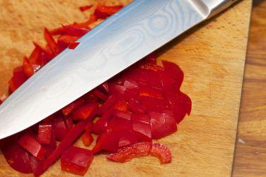 Pasta met tomatensaus 35