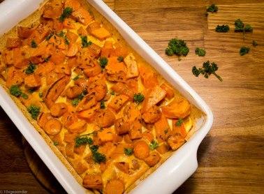 Ovenschotel met pompoen en wortel-44
