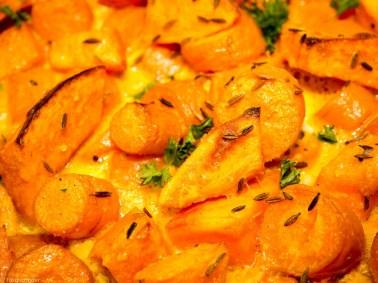 Ovenschotel met pompoen en wortel-45