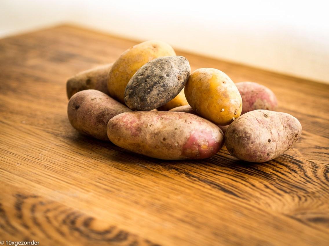 Wilde aardappels met een knapperig schilletje-1