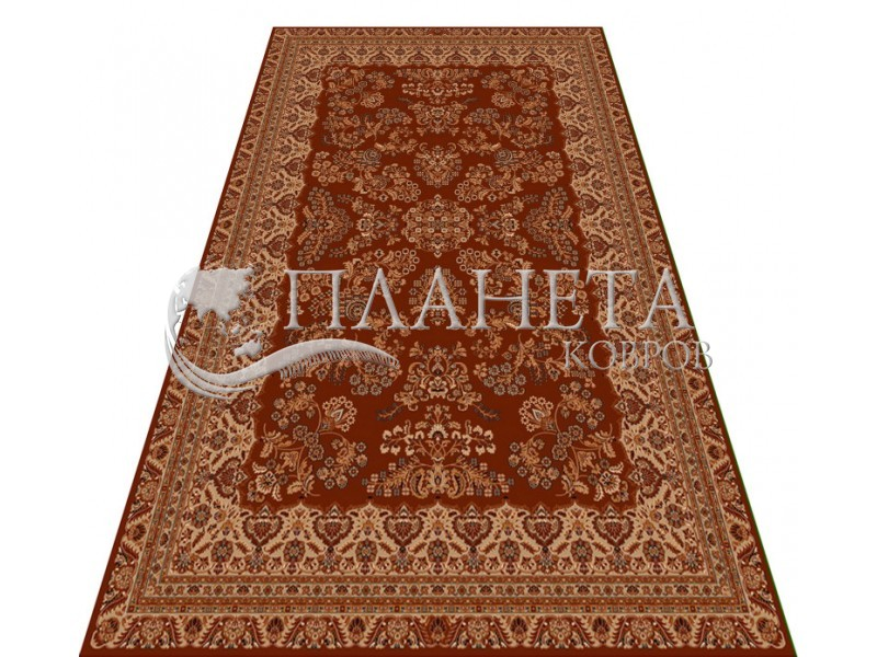 High Density Carpet Imperia X259a Terracotta Brown At The