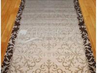 High-density runner carpet Safir 0147-01 kmk-ivr at the ...