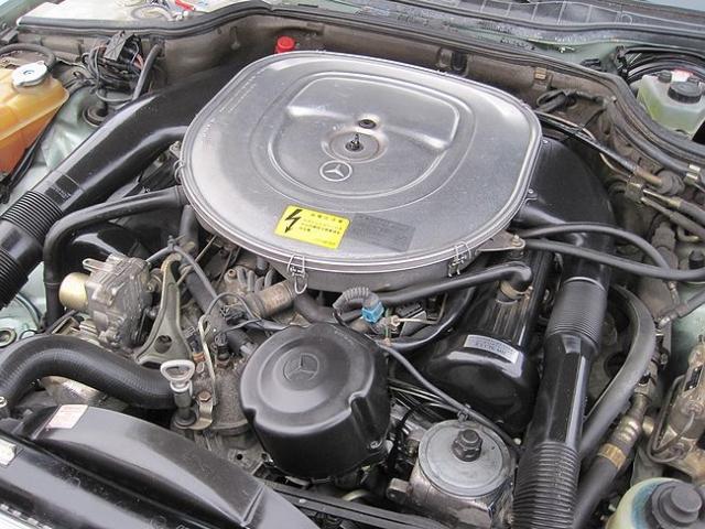 89 Mercedes Benz 560sel Engine Diagram Electrical Circuit