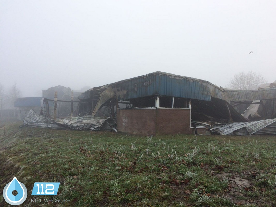 Culemborg Brand Zwembad Day After Grote Brand Toekomstige Moskee In Culemborg