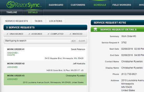 Work Order Software Field Service App with QuickBooks