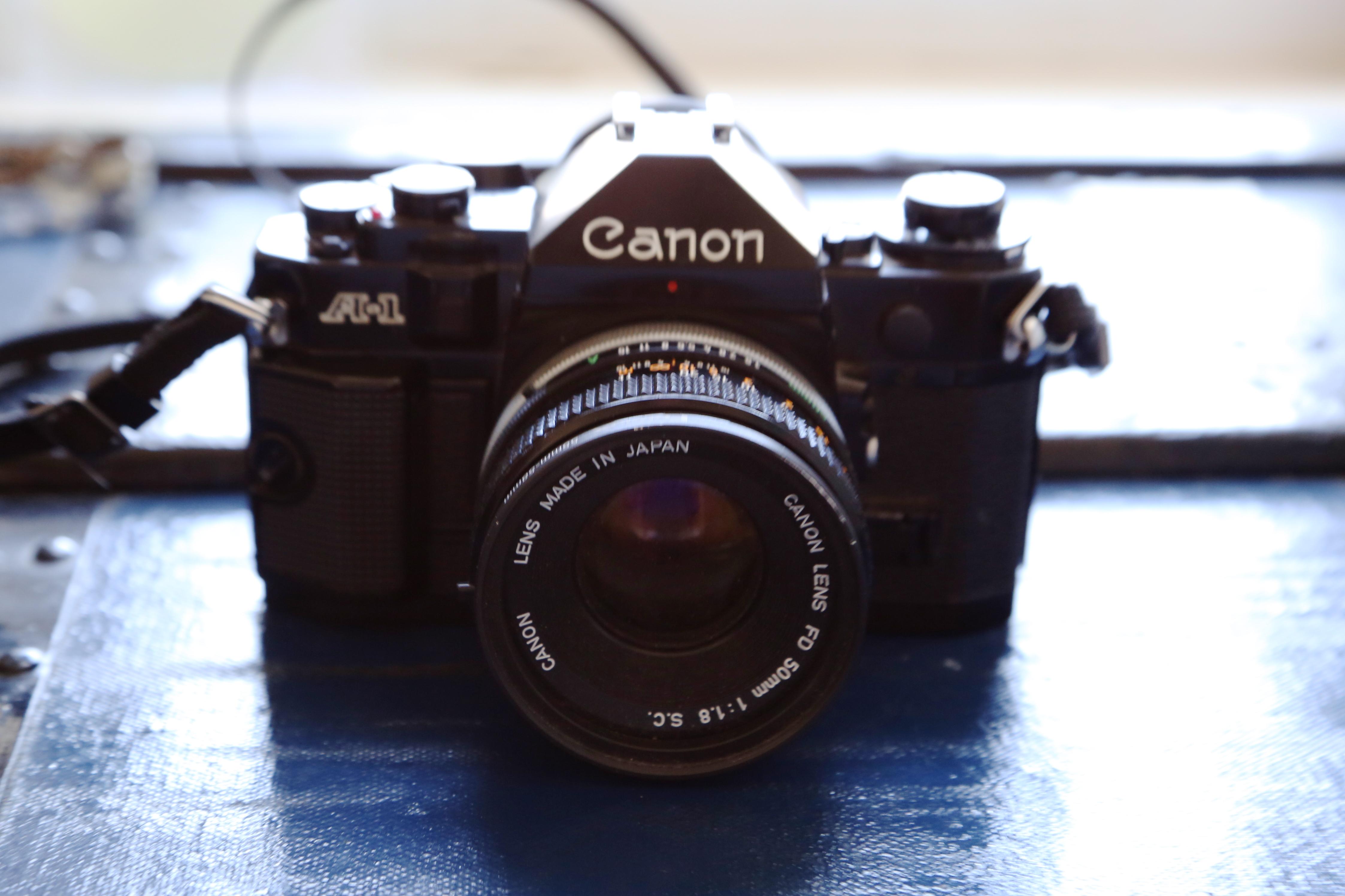 Fullsize Of Canon A 1