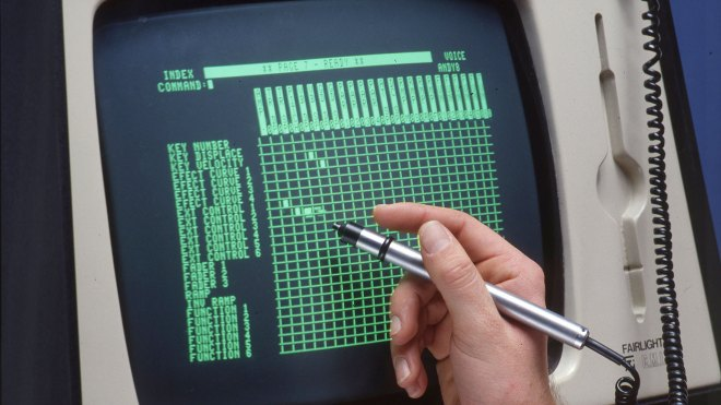 Fairlight Lightpen