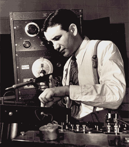 Raymond Scott: born Harry Warnow September 10, 1908, Brooklyn,NY
