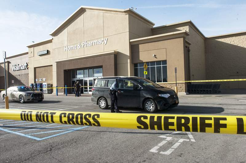 Woman, 75, critical after being struck in Wal-Mart parking lot