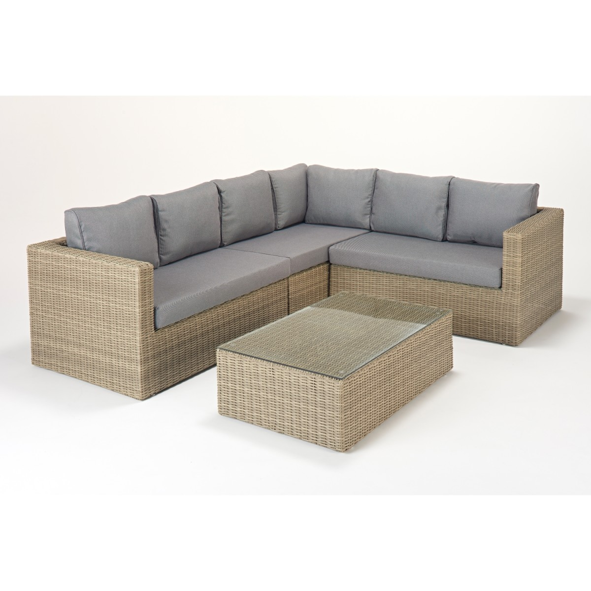 Rattan Corner Sofa Set Uk Rattan Sets Rural Large Corner Sofa Set Wgf 810 Right Hand
