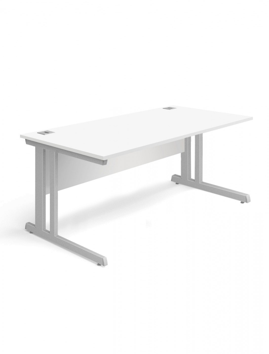 White Office Desk White Office Desk 1400x800mm Aspire Desk Et Sd 1400 Wh