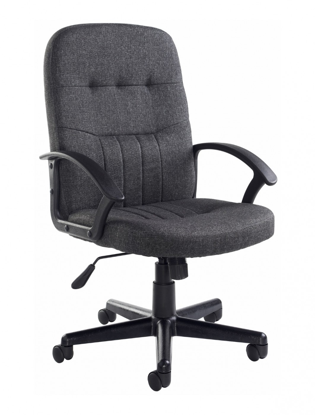 Cloth Covered Office Chairs Office Chairs Cavalier Charcoal Office Chair Cav300t1 C