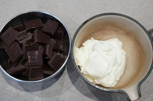 truffes chocolat recette Bernachon
