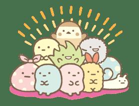Emoji Wallpaper Cute Sumikko Gurashi New Emojis Gif Stickers For Free At