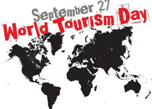 World Tourism Day 2014 Logo World Tourism Day Essay