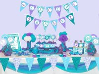 Baby Shower Decorations - Inexpensive Set the Scene Ideas ...