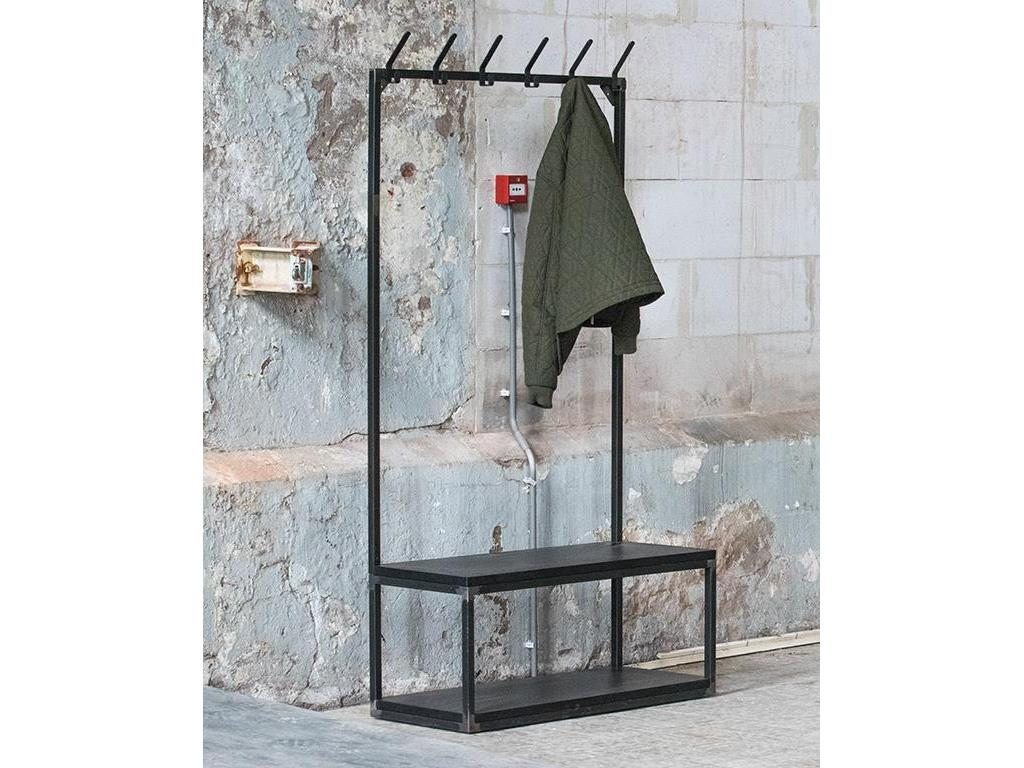 Kindergarderobe Mit Bank Spinder Diva Hall Blacksmith Garderobe Mit Bank Diva Hall Blacksmith 180x100cm