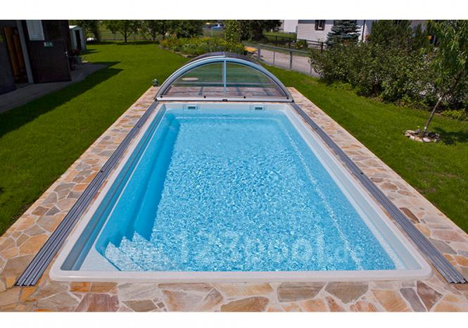 Gfk Pool Hersteller Deutschland Nautilus Ceramicpool/gfk-pool Aurora | 123pool - The Home