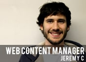 Staff - Jeremy