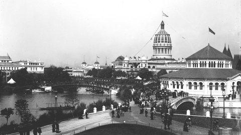 Chicago Columbian Exposition 1893