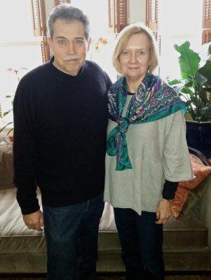 Charlie and Siga Mastro