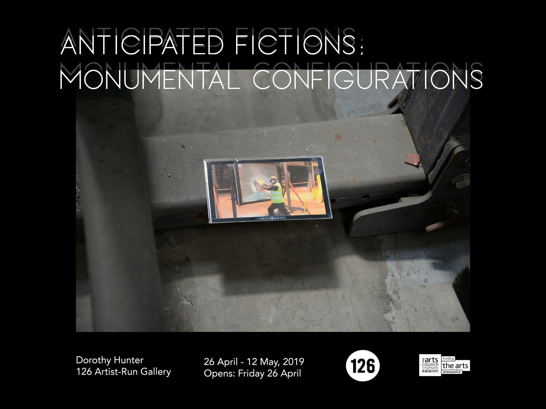 Anticipated Fictions: Monumental Configurations by Dorothy Hunter