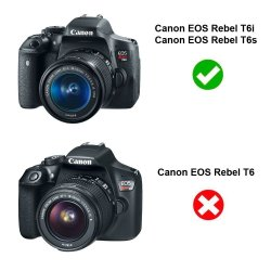 Small Of Canon Eos Rebel T6 Vs T6i