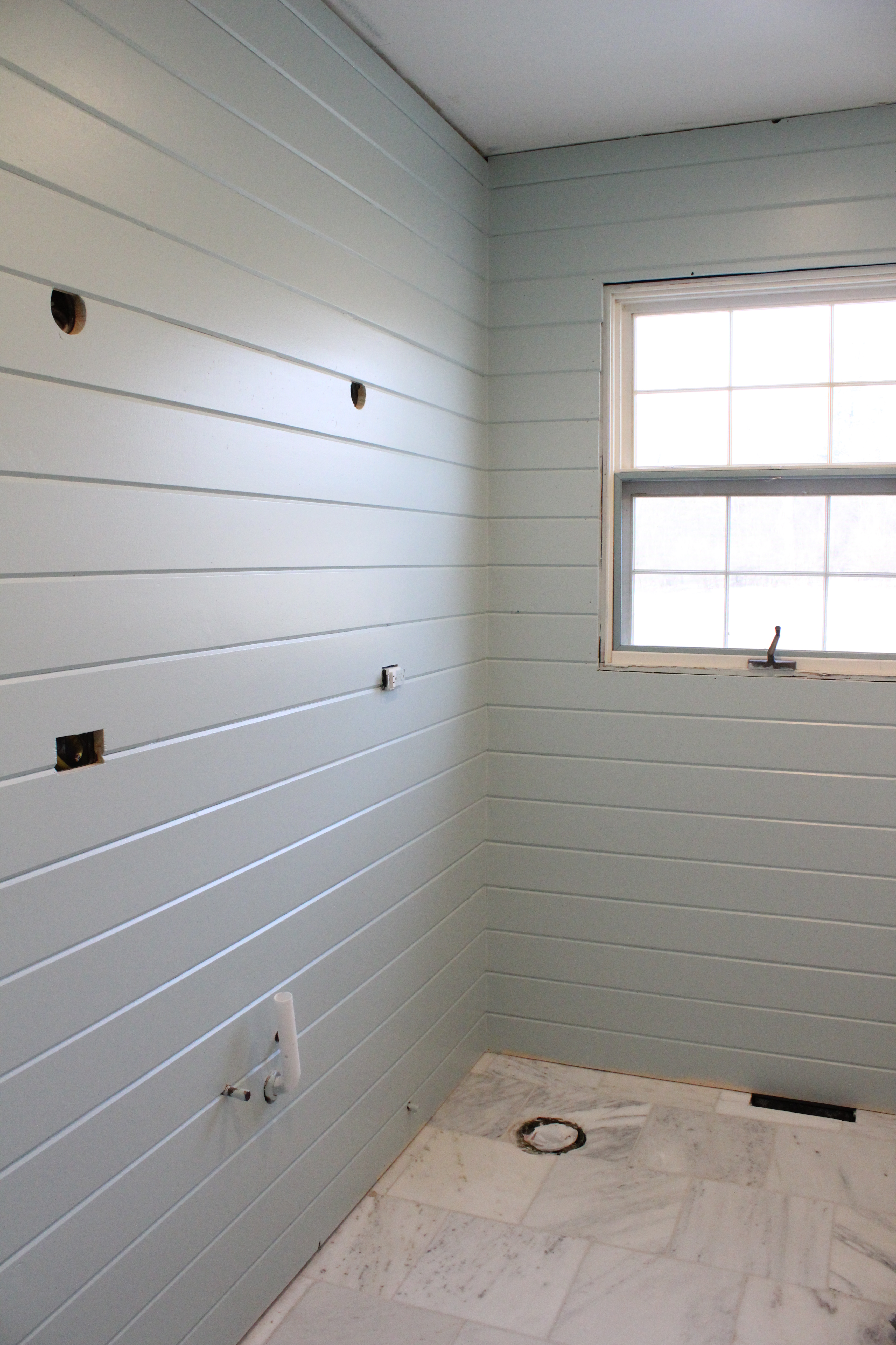 Benjamin moore palladian blue bathroom - Previousnext