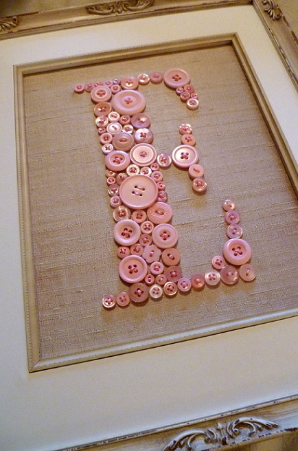 button-canvas-wall-art