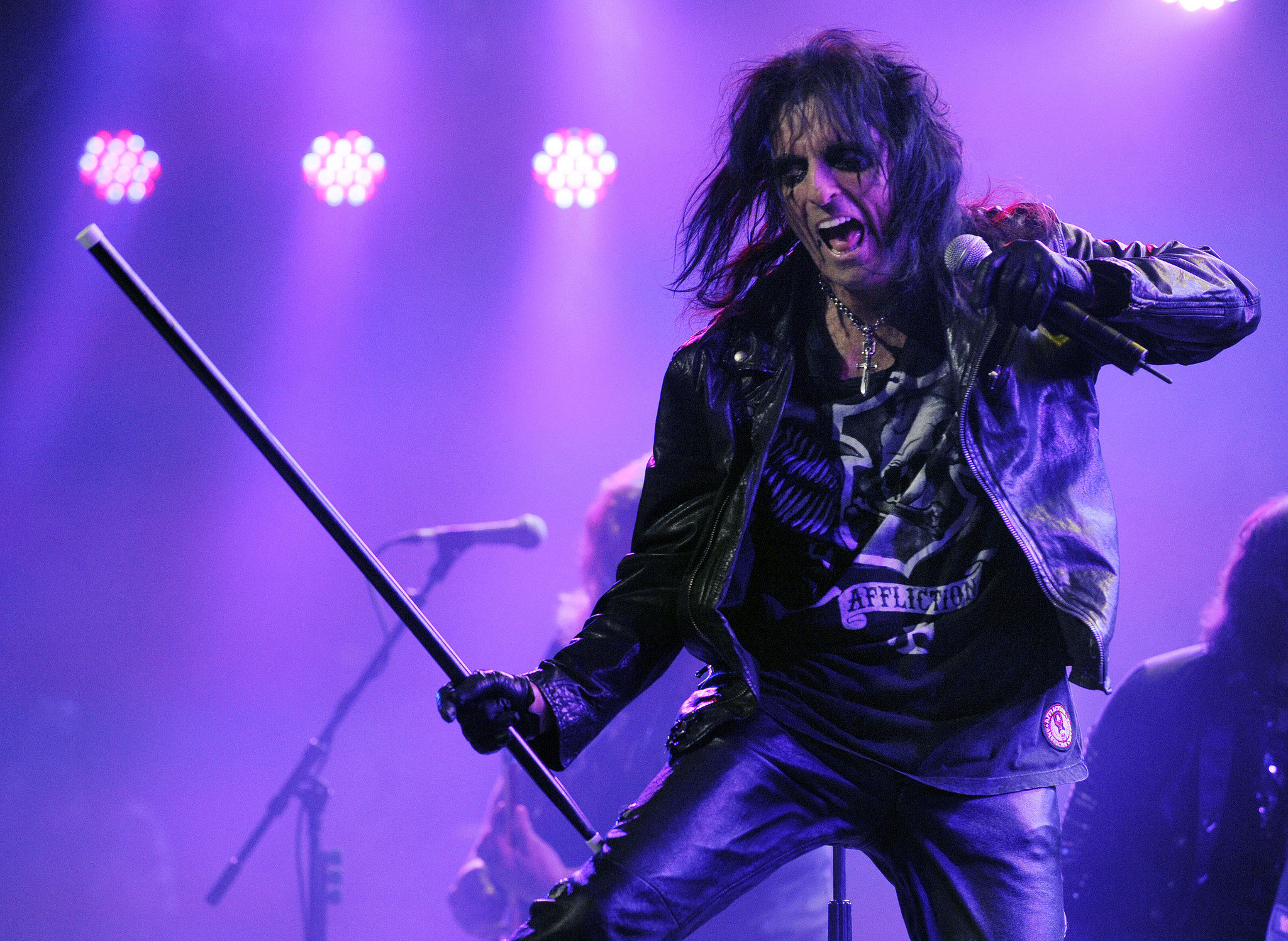 Alice Cooper Alice Cooper Confirms Completion Of Hollywood Vampires