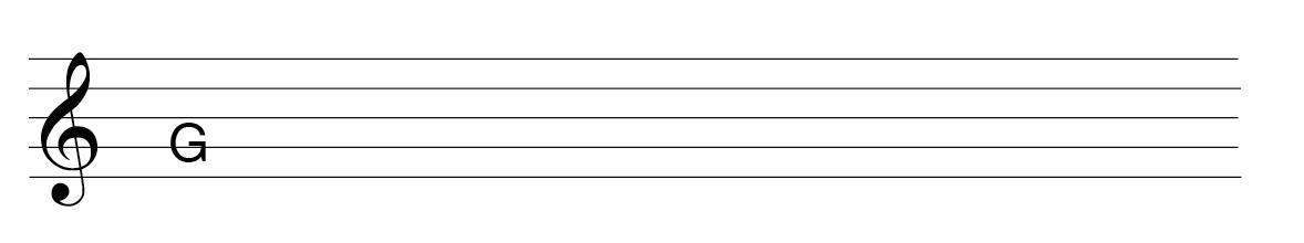treble clef 12tonemusic