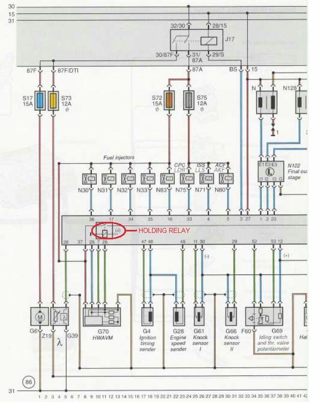 quattroworld Forums G70 Mass Air Flow (MAF) sensor info