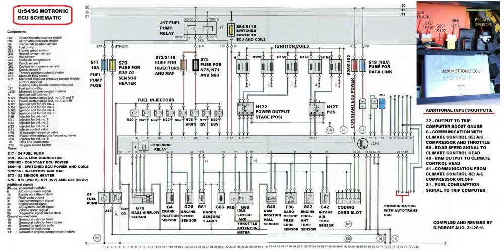 bosch fuel pump relay wire diagram