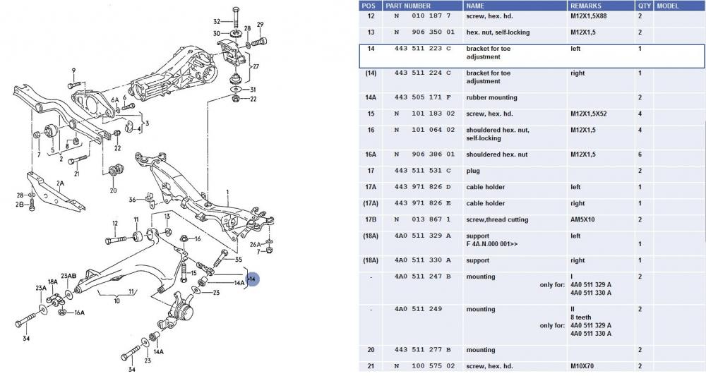 Audi A6 Fuse Box Diagram Audi A4 Rear Suspension Audi S4 Timing