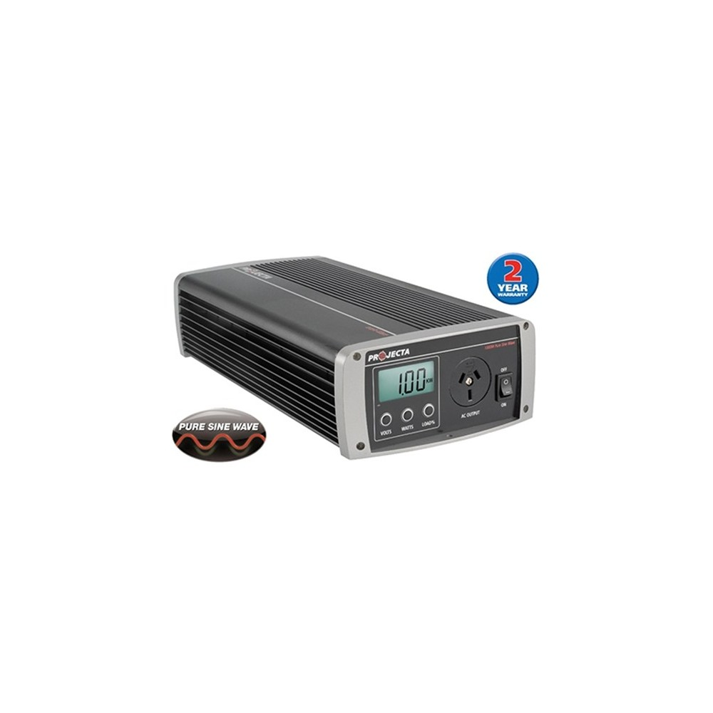 1000 Watt Pure Sine Wave Inverter Projecta Intelli Wave 12v 1000 Watt Pure Sine Wave Inverter On Sale Now