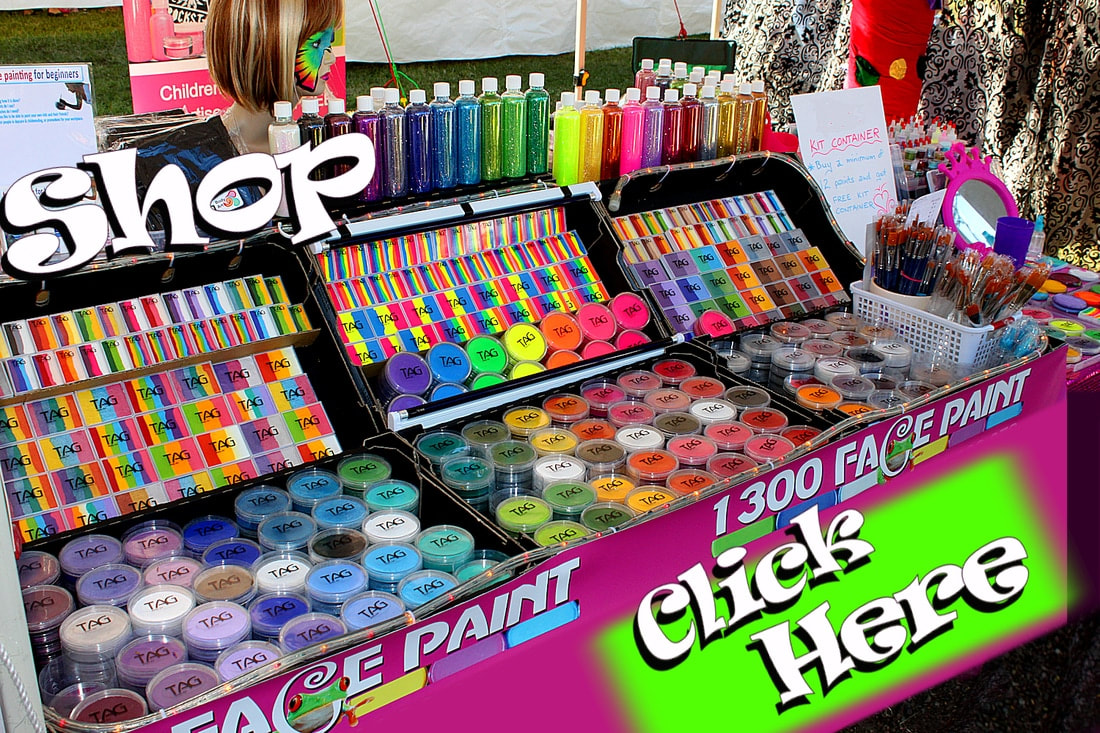Face Paint Supplies Adelaide 1300 Face Paint Shop