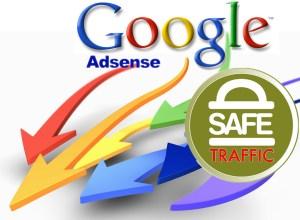 adsense safe traffic