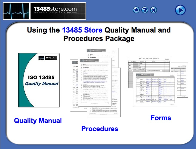 Quality Manual Template Quality Manual Template Free Simple - safety manual template