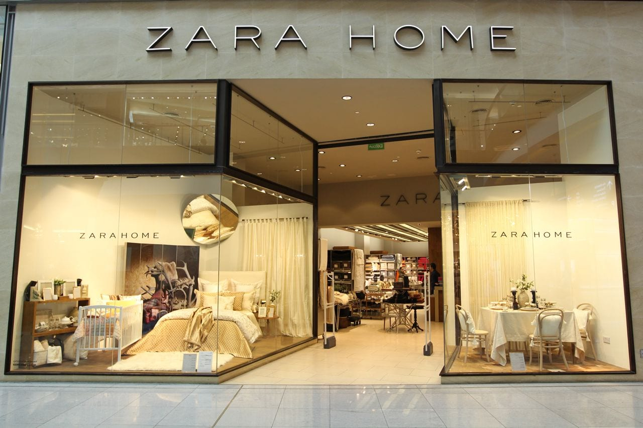 Zara Home Zara Home To Launch Its Online Platform In Australia Retail News