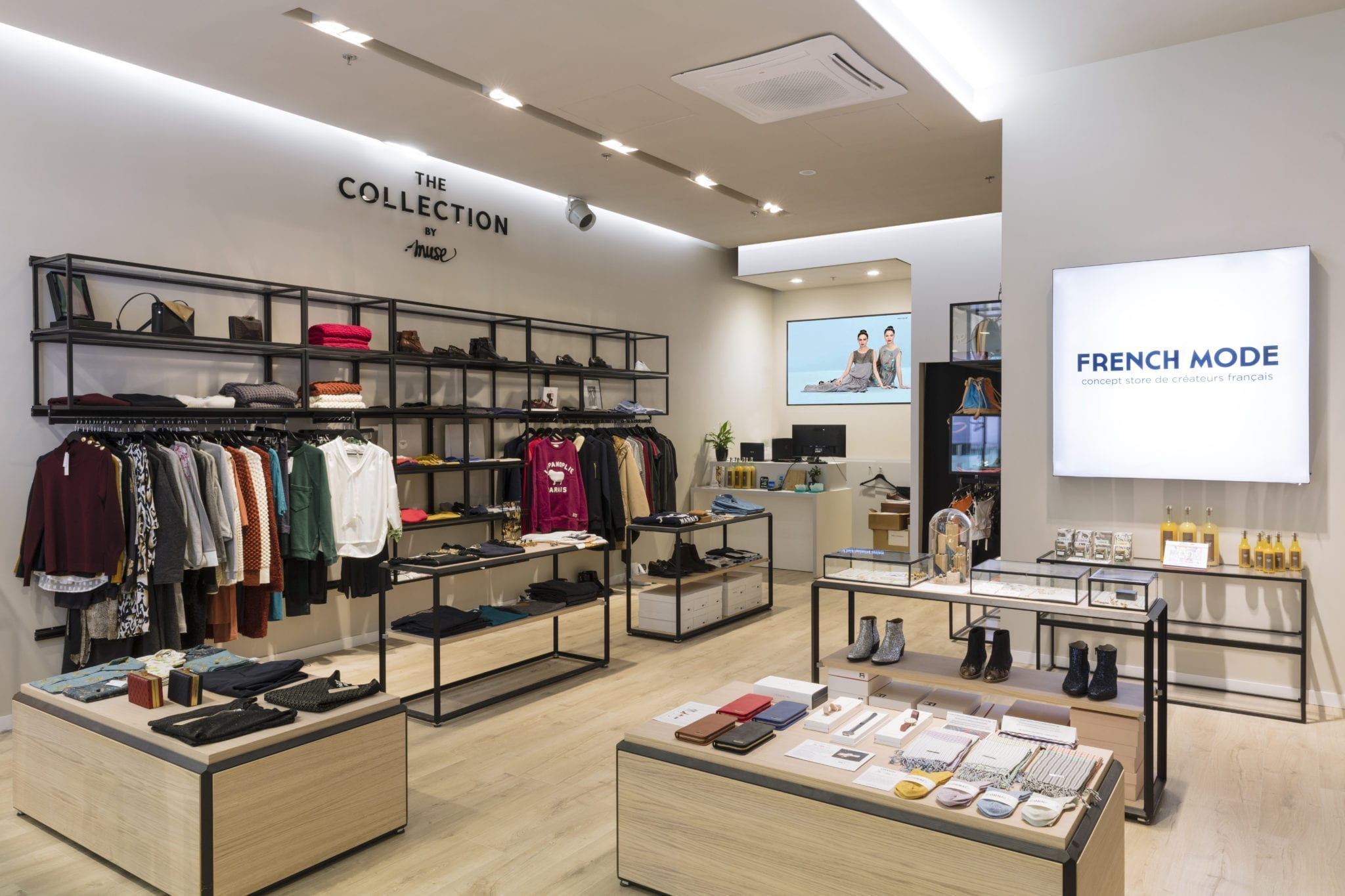 Muse Shopping Centre S New Incubator Store Designed By Jhp Retail News Asia