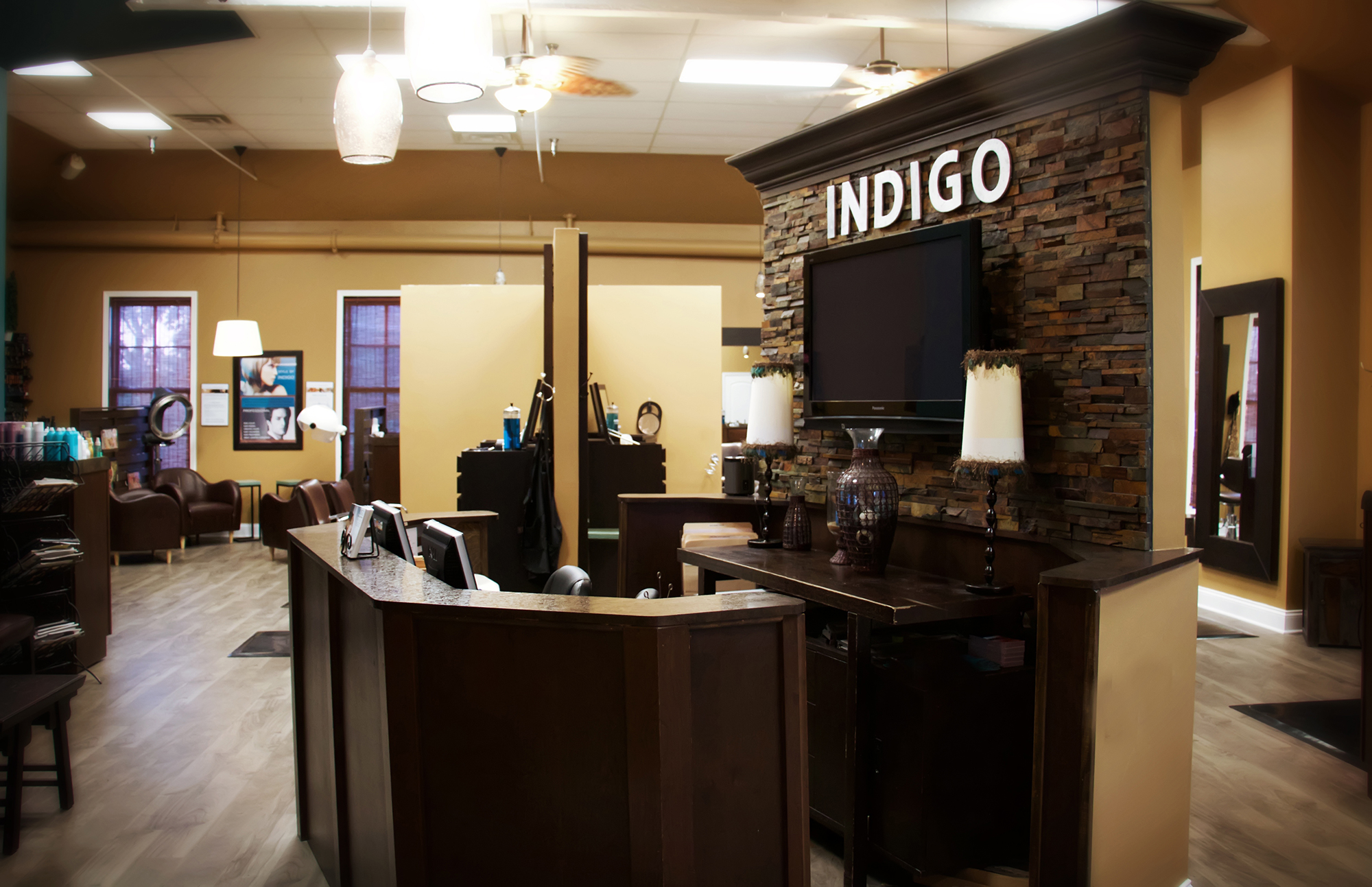 Salon Spa Indigo Salon Spa And Boutique The Best Salon In Canton Mi