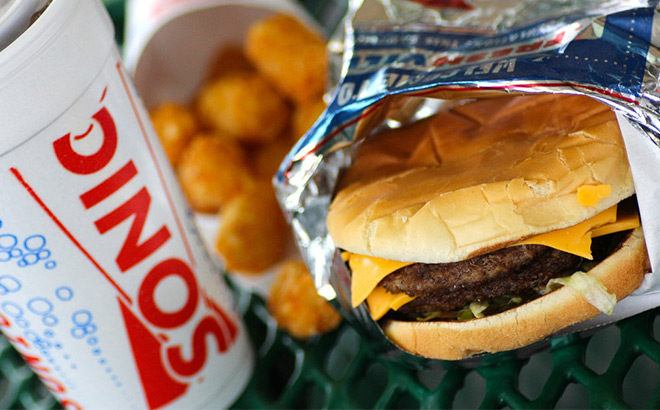 HOT* 2,500 Win $10 Sonic Drive-in Gift Card (No Purchase Necessary