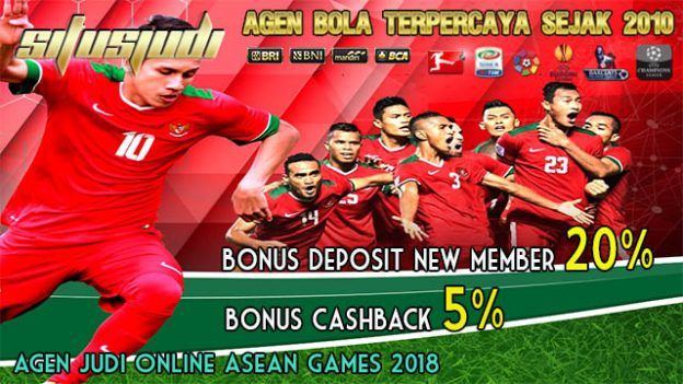 judi bola asian games 2018