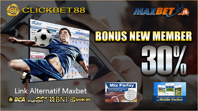 Link Alternatif Maxbet Terbaru 2019