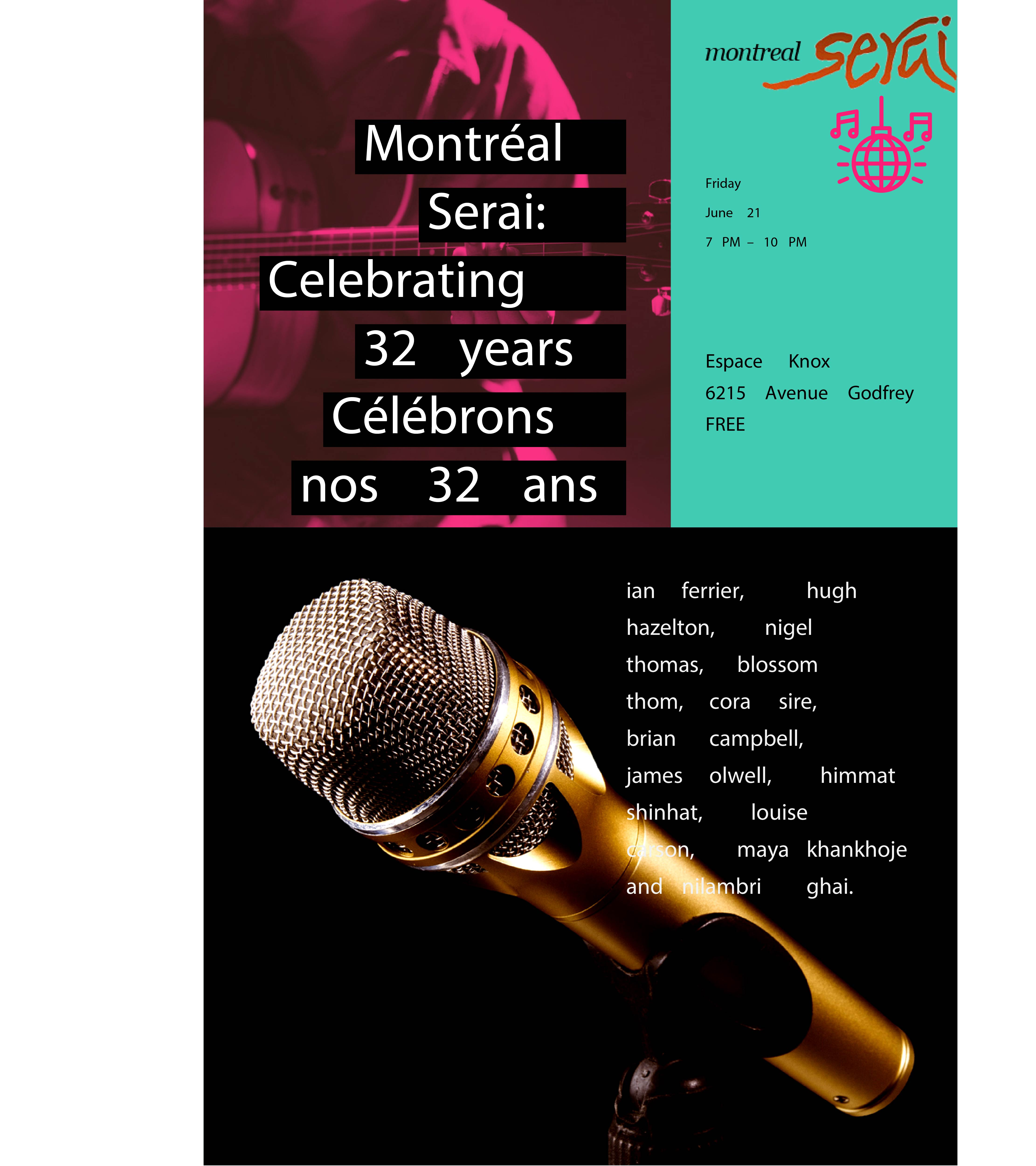 Pop Up Book Fair Montreal Montréal Serai Celebrating 32 Years Quebec Writers